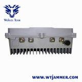 高い発電CDMA GSM 3G 4G Dcs PCSの携帯電話の妨害機(Firberglassの全方向性のアンテナ)