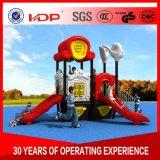 熱くおかしい子供のスライドの遊園地の屋外の運動場装置