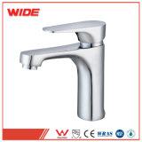 Robinet en laiton de taraud de mélangeur de bassin de bassin de salle de bains chrome de tout neuf (D-LTJX6601)