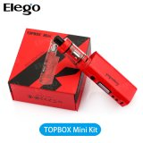 100 % Kanger authentique Topbox Mini Kit de démarrage E cigarette (75W)