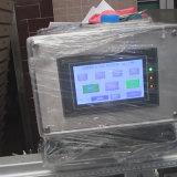 Imprimante en plastique automatique de garniture de chapeau de quatre couleurs