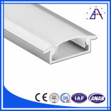 Aleación de aluminio Perfil de LED Cubiertas