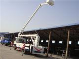 Paltformの高度操作のトラックの木の切り取るトラックを持ち上げるIsuzu 4X2