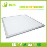 正方形600X600 LEDの天井灯のパネルのセリウムRoHS Dlcは承認した