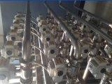 스레드 ISO5211 설치 패드 공 벨브 떨어져에 전기 움직여진 플랜지