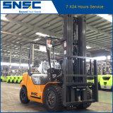 3.0 Tonnen-Dieselgabelstapler mit seitlichem Schieber für Verkauf