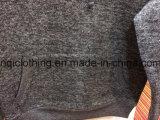 人のコートの衣服デザインFw8640のための自身のロゴHoodyのカスタムHoodieのセーターの方法