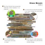 Mattonelle ecologiche di vetro macchiato dell'oggetto d'antiquariato dei fornitori della pavimentazione