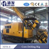 Wire Line Coring Drilling Rig / Full Hydraulic Core Drill Rig para Core Mine (HFR-8)