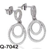 2016 nuovo orecchino dell'argento sterlina dei monili 925 di modo