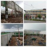 Precio aislado estructural incombustible del panel de pared de emparedado del cemento del aislante termal EPS de Shandong