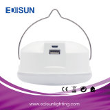 Lâmpada de emergência LED LED Rechargeabel USB Camping Lamp