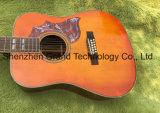 12 Cordes de guitare acoustique électrique Chibson Hummingbird (GH-12)