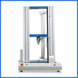 Colunas dobro automáticas três pontos de equipamento de teste de borracha da força de dobra