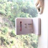 Restritor de vidro corrediço da porta corrediça restritor trava de segurança para crianças