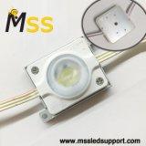 Alu. Disipador de calor del PCB de luz lateral de alta potencia módulo LED SMD