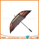 Commerce de gros de toute taille colorées de couleur noire Parapluie de golf