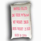 ZnO óxido de zinc con mejor calidad certificada SGS 99,7%