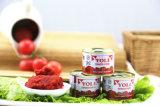El doble de concentrar la salsa de tomate
