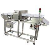 磁気および非磁気金属のための自動停止金属探知器