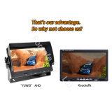 7pulgadas cámara con la copia de seguridad IP69K Monitor impermeable para la visión de la seguridad