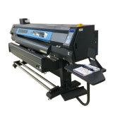S8000 1.8m가 Audley 공급자에 의하여 전문적으로 2 Dx5 인쇄 헤드 Eco 용해력이 있는 비닐 인쇄 기계 생성한다