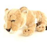 Мягкие плюшевые игрушки Lion животных кукла для детей
