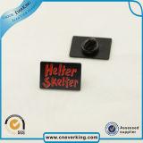 Значок полиций эмали изготовленный на заказ логоса форменный мягкий для сувенира