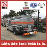 작은 기름 Bowser 연료 유조선 판매를 위한 이동할 수 있는 연료 트럭
