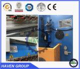 Materielle verbiegende Stahlmaschine WC67Y der verbiegenden Maschine DES HAFENcnc-Blechs