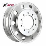 Rotella forgiata 22.5X8.25 della lega di alluminio a disco un cerchione del camion