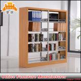 Modern School Furniture Metal Library Book Shelf