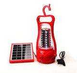 Alimentada a energia solar para Economia de Energia da Lâmpada de Emergência Multifunção