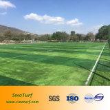 スポーツのための人工的な草、専門職の人工的な芝生、高品質の総合的な泥炭、長い保証、大きい弾性
