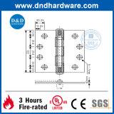 Стальной шарнир оборудования мебели для двери пожара Rated (DDSS001)