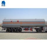 40cbm燃料のタンカーTrailer 販売のための3つの車軸を使って