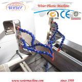 WPC PP PE 기계를 만드는 목제 합성 단면도 지면