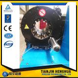 Hydraulischer Schlauch-quetschverbindenmaschinerie China-Techmaflex bearbeitet Preise für Verkauf maschinell