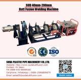 50mm-200mm HDPE Rohr-Kolben-Schmelzschweißen-Maschine
