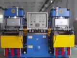 Double pompe à vide de la station de traitement du caoutchouc de silicone de la machine pour le trousseau