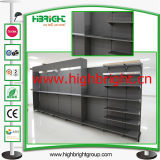 Furnace Sided Slot Back Gondola Shelf Display