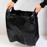 [هيغقوليتي] [هدب] أسود نفاية حقيبة لأنّ إستعمال يوميّة