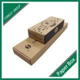 2016 Newly Design Rigid Boxboard Fishing Tackle Box com seu próprio logotipo