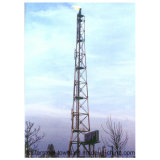 башня факела антенны 15m стальная Monopole