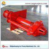Pompa di pozzetto verticale centrifuga di estrazione mineraria