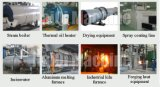 24hrs het runnen van de Houten Brander van de Korrel voor Met kolen gestookte Boiler