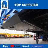 Titan-Fahrzeug - 3 Wellen-Flachbettschlußteil mit Behälter-Torsion-Verschlüssen