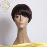 Не продайте никакой линяя парик оптом шнурка человеческих волос передний