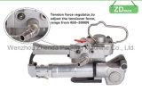Pet/PP 결박 (XQD-19)를 위한 압축 공기를 넣은 견장을 다는 기계 Xqd-19