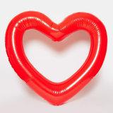 Boucle gonflable de natation de syndicat de prix ferme de PVC de matériau neuf avec le scintillement